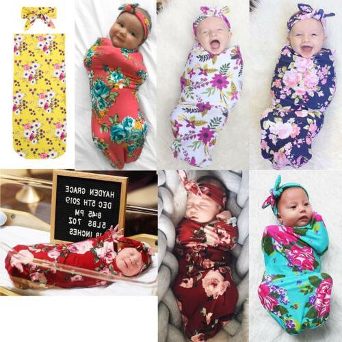us stock organic cotton swaddle blanket newborn