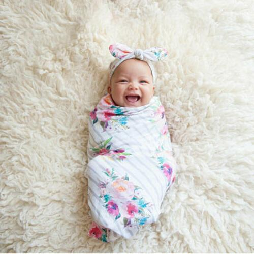 USA Newborn Swaddle Sleeping