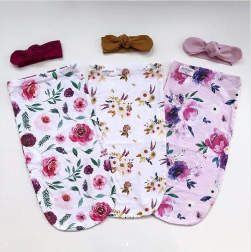 USA Baby Infant Swaddle Blanket Sleeping