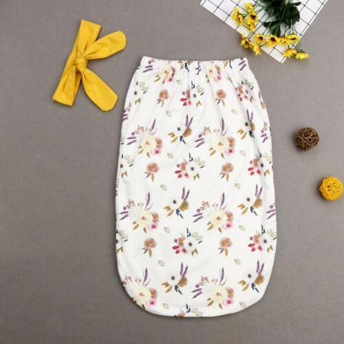 USA Infant Swaddle Wrap Blanket