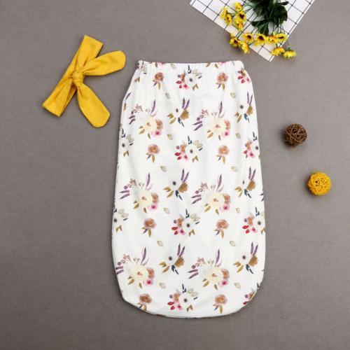 USA Sweet Infant Swaddle Wrap Blanket Bag