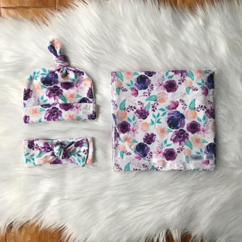 USA Baby Wrap Swaddling Blanket Newborn