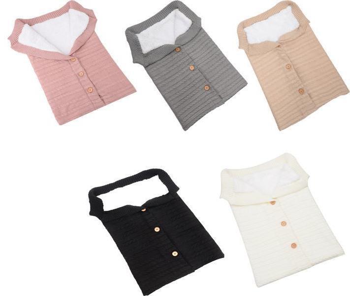 Warm Soft <font><b>Baby</b></font> Bag Cotton Sleepsacks