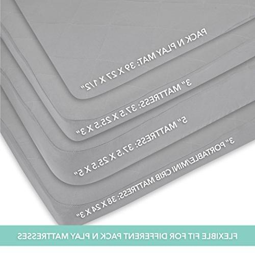 Waterproof Cotton n Mini New Added Protection |All in one Cover Grey Co