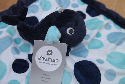Carter's Whale Security with Plush