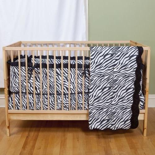 Sin in Linen Stripe Baby Blanket