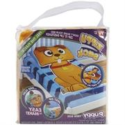 Zippy Sack Puppy Twin Size Make Your Bed With One Zip