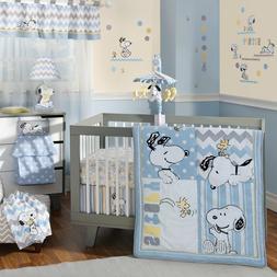 Baby Snoopy Nursery Blanket