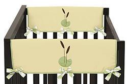 Sweet Jojo Designs Leap Frog Teething Protector Cover Wrap B