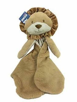 """GUND Leo Lion Huggybuddy Plush Baby Blanket, 17"""""""