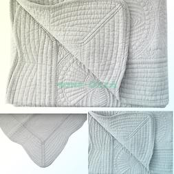 ASHOPZ Lightweight All Weather Embossed Detail Quilt for Bab