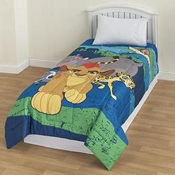 Disney Lion Guard 4 Pc Bedding Set Comforter and Sheets