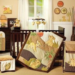 Disney Baby - Lion King 7 Piece Crib Set
