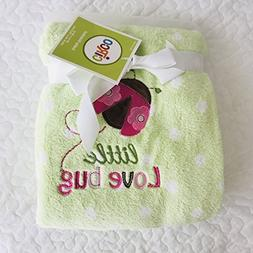Circo Little Love Bug Baby Blanket