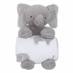 Little Love by NoJo Super Soft Plush and Blanket Elephant, G