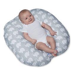 Boppy Newborn Lounger Pillow New Infant Baby Elephant Love G