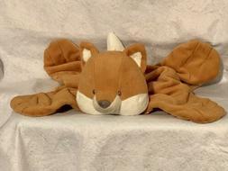 Baby GUND Lovey 4050778 Rococo Fox Huggybuddy Blanket