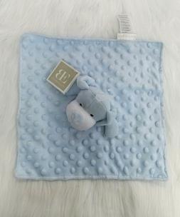 Elegant Baby Lovey & Security Blanket Puppy Dog 87654 Blue M