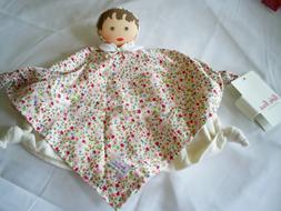 "Kathe Kruse Lovey Soft Doll 13.5"" Germany Newborn Birth 0+ K"