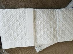 lulu dk quilted baby blanket egyptian cotton