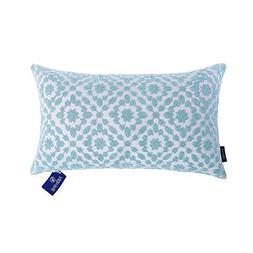 Aitliving Lumbar Cushion Pillow Cases Cotton Canvas Trellis