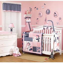 CoCaLo Madison 9-Piece Crib Bedding Set