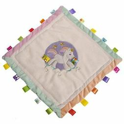 Mary Meyer Taggies Dreamsicle Unicorn Cozy Security Blanket,