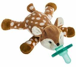 Mary Meyer WubbaNub Infant Newborn Baby Soothie Pacifier ~ A