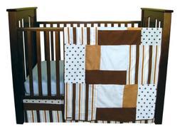 Trend Lab Max 3 Piece Crib Bedding Set