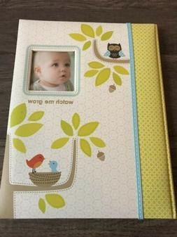 Carter's 5 Year Baby Memory Book Woodland Woodland