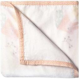 Menagerie 3-Layer Playard Bedding Organic Muslin Blanket, Fo