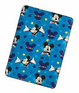 mickey mouse plush blanket throw