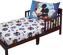 Disney Mickey Mouse Toddler Sheet Set