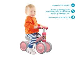 Mingzheng Baby Balance Bike for one Year Old Boys and Girls