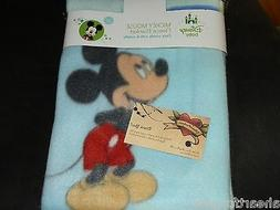 Disney Minnie Mouse Printed Fleece Blanket, Pink, Style #824