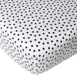 CoCaLo Mix & Match Dottie Fitted Sheet, Connor