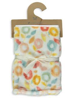 Mon Lapin Velvet Spring Baby Blanket