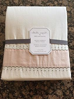 NEW POTTERY BARN KIDS MONIQUE LHUILLIER Ethereal Twin DUVET