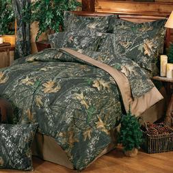 Kimlor Mossy Oak New Break Up Comforter Set - Queen