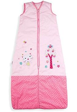 Mr. Sandman Kitty Baby/Toddler sleeping bag Winter Weight 3.