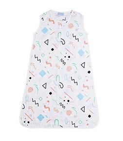 1st Laugh unisex 100% premium muslin cotton baby sleeping ba