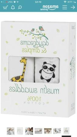 """Muslin Swaddle Blankets 