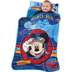 Nap Mats For Preschool Boys Sleeping Bag Toddler Disney Mick