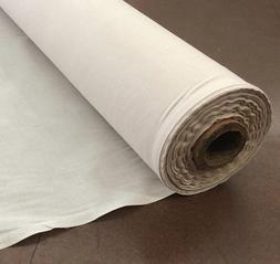 Natural 100% Cotton Muslin Fabric/Textile Unbleached Draping