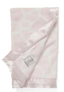 NEW! $90 -Little Giraffe 'LUXE Giraffe Print' Baby Blank