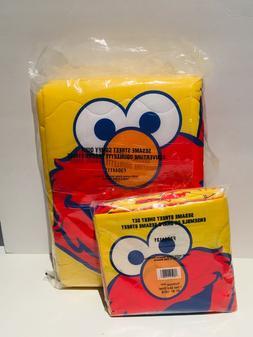 NEW Avon Vintage Sesame Street Elmo Baby Toddler Quilt Blank