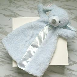 New Baby Gund Huggybuddy Bear Lovey Security Blanket Fluffey