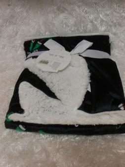 New Baby Plush unisex velvet sherpa Elves design Christmas B