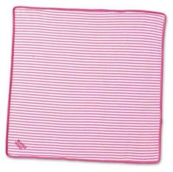 New American Girl Bitty Baby Twin Pink Cozy Striped Blanket~