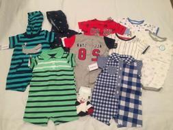 NEW Carter's 6 months baby boy outfit bodysuit Carter's Ba